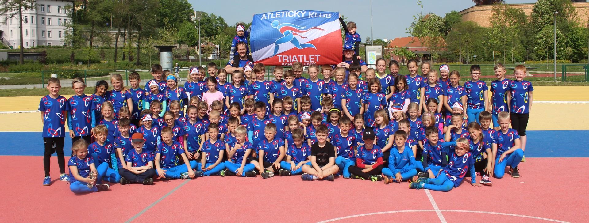 Nejlepší atletická přípravka v Karlovarském kraji