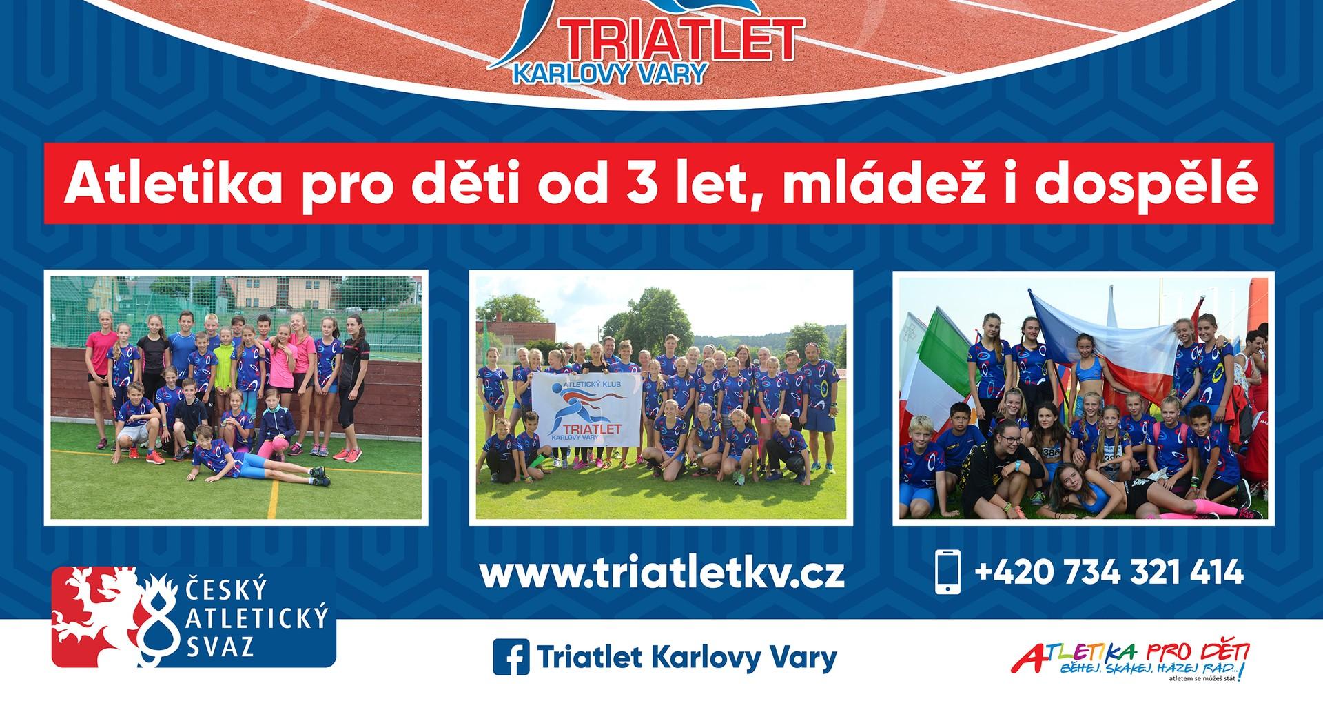 Triatlet Karlovy vary